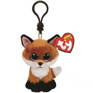 36613 Beanie Boos SLICK - brown fox