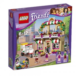 41311 LEGO Friends - Pizzeria w Heartlake