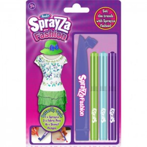 6003 RenArt - SprayZa Fashion Motyle