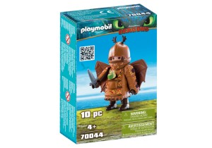70044 PLAYMOBIL Dragons - Śledzik w zbroi do latania