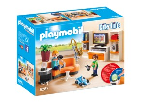 9267 PLAYMOBIL - Salon