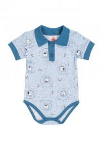 03184KRK-74 MAKOMA - Body KR Polo Teddy Smile r.74