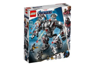 76124 LEGO® Super Heroes - Pogromca War Machine