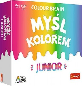 01763 Trefl - Colour Brain Junior