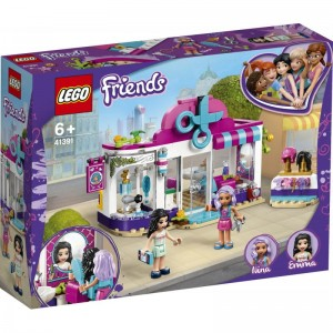 41391 LEGO® Friends - Salon fryzjerski w Heartlake