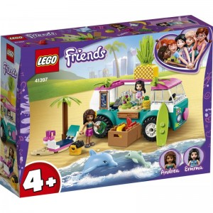 41397 LEGO® Friends - Food truck z sokami