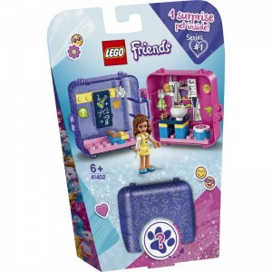 41402 LEGO® Friends - Kostka do zabawy Olivii