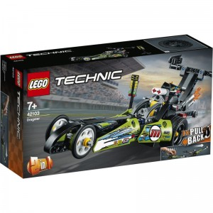 42103 LEGO® Technic - Dragster