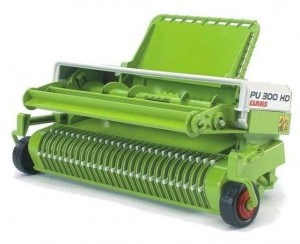 02325 BRUDER - Podbieracz Claas Pick Up 300HD