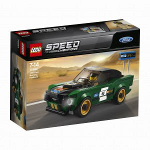 75884 LEGO Speed Champions - Ford Mustang Fastback 1968
