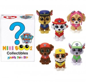 25100 Mini Boos - PAW PATROL Collectibles