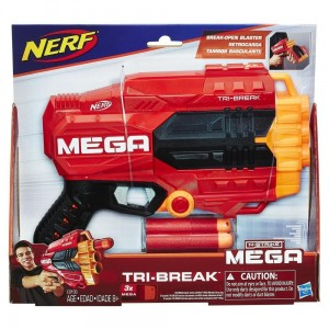 E0103 Hasbro Nerf MEGA Tribreak