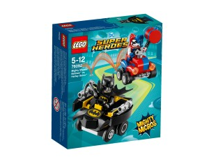 76092 LEGO® Marvel Super Heroes - Batman™ vs. Harley Quinn™