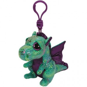 36637 Beanie Boos CINDER - green dragon