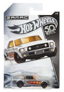 FRN24 Hot Wheels - '67 Ford Mustang Coupe